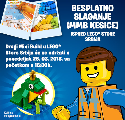 Lego Store Monthly Mini Build Rajiceva